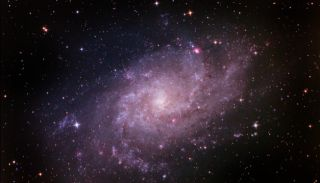 M33 Abolfath Night Sky Photo