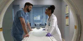How New Amsterdam's Ryan Eggold And Freema Agyeman Reacted To The Big Sharpwin Twist And What Comes Next