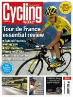 Cycling Weekly Aug 6 2015 issue