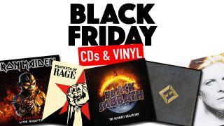 Black Friday CDs and vinyl