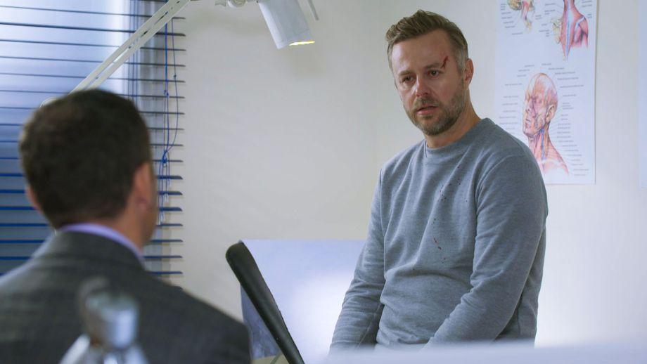 Doctors, Daniel Granger, Simon Robson