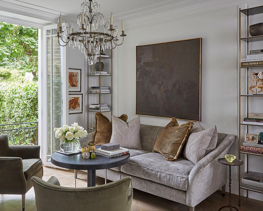 How to design a living room