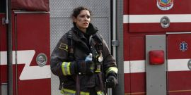 Chicago Fire Showrunner Talks Major Stellaride Story, Season 9 Premiere Crossovers And More