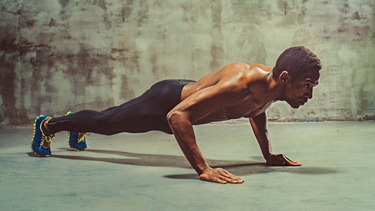 This push up variation is THE most effective for getting bigger arms according to some research
