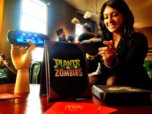 Plants Vs. Zombies Confirmed For PlayStation Vita #19996