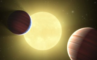 Like Moths to a Flame, Alien Planets Can Flock to Nearest Star