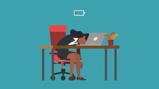 Smart working stress
