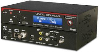Contemporary Research Ships QMOD-SDI-HDMI Encoder