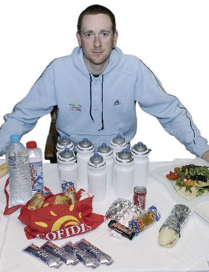 Bradley Wiggins Food Diet
