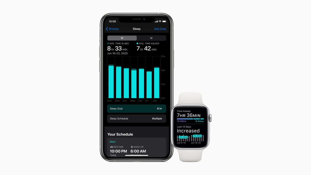How to track your sleep with the Apple Watch