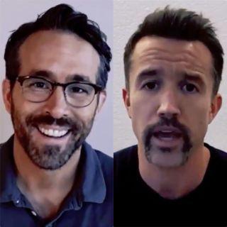 Ryan Reynolds and Rob McElhenney