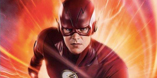 The Flash Season 5 Cowl was uncomfortable