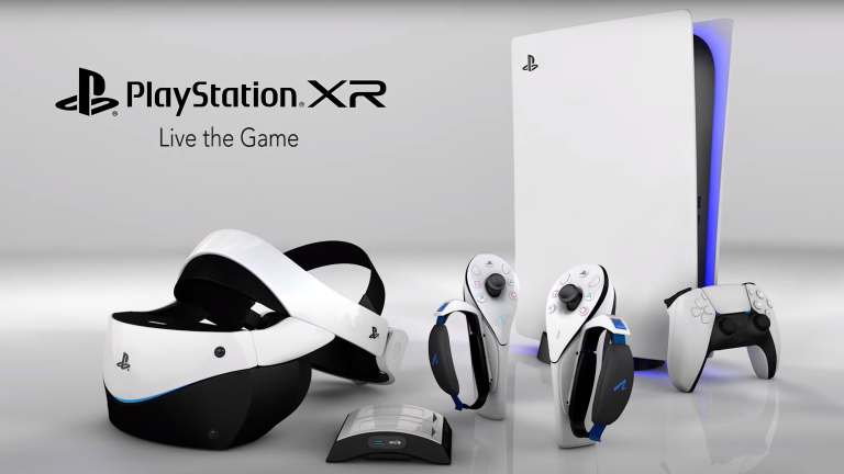 PS5 PlayStation 5 VR 2 XR