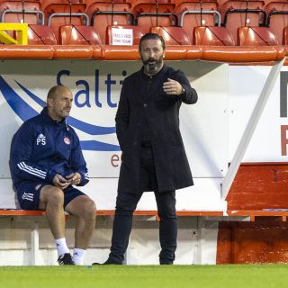 Aberdeen v NSI Runavik – UEFA Europa League – First Qualifying Round – Pittodrie Stadium