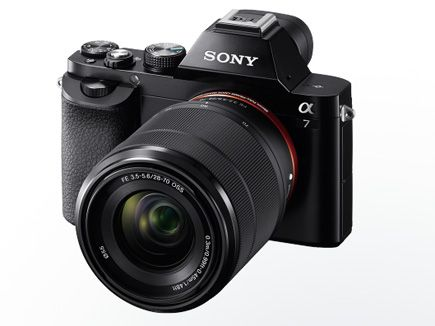 Sony Alpha a7 Mirrorless Camera Review: Full-Frame Power