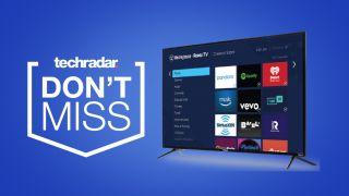 oferta de TV 4K barata en Best Buy