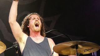 Black Stone Cherry drummer
