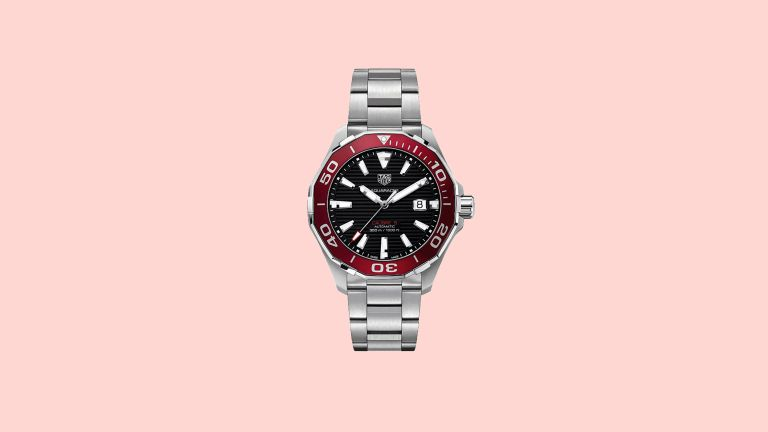 Get This Stunning Limited Edition Tag Heuer Aquaracer Before