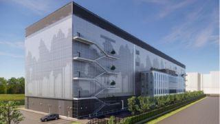 Equinix xScale data center in Paris