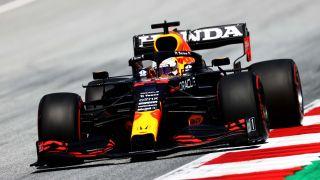 F1 Austria live stream — Max Verstappen of Red Bull at the Styrian Grand Prix