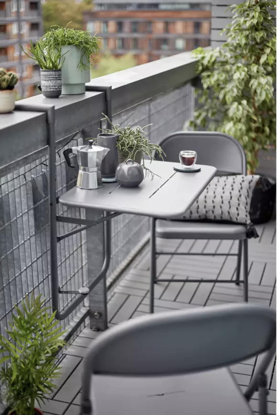 Small garden? This new Argos garden furniture was made for ...