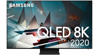 "Samsung 82"" 8K QLED TV"