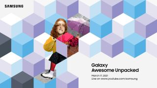Samsung Galaxy Unpacked event March 17