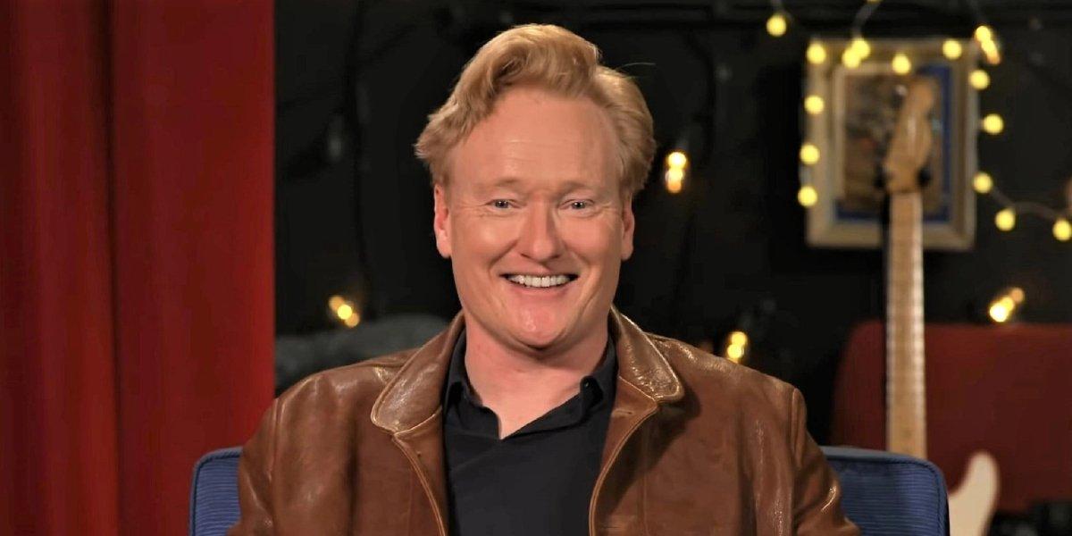 Conan O'Brien on Conan on TBS