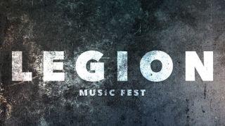 The Legion Music Fest logo