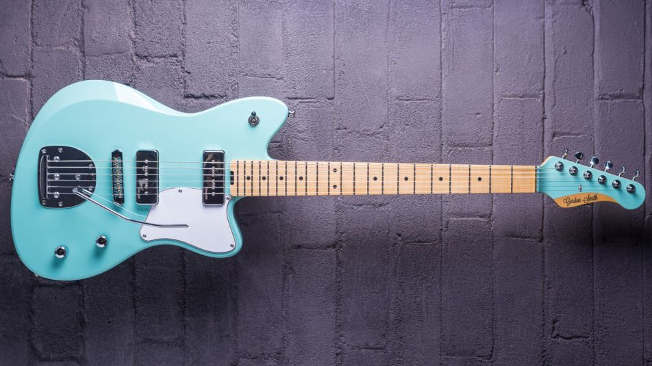 Gordon Smith reveals The Gatbsy – its first offset guitar