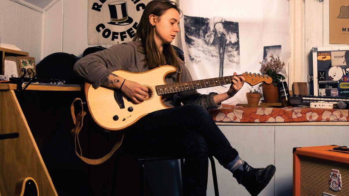 Julien Baker Shares Her Stompbox Epiphanies and Discusses the High-Wire Risk of Solo Live Performances