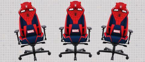 AndaSeat Spider Man