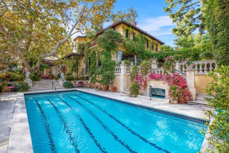 Howard Ruby's Italianate villa