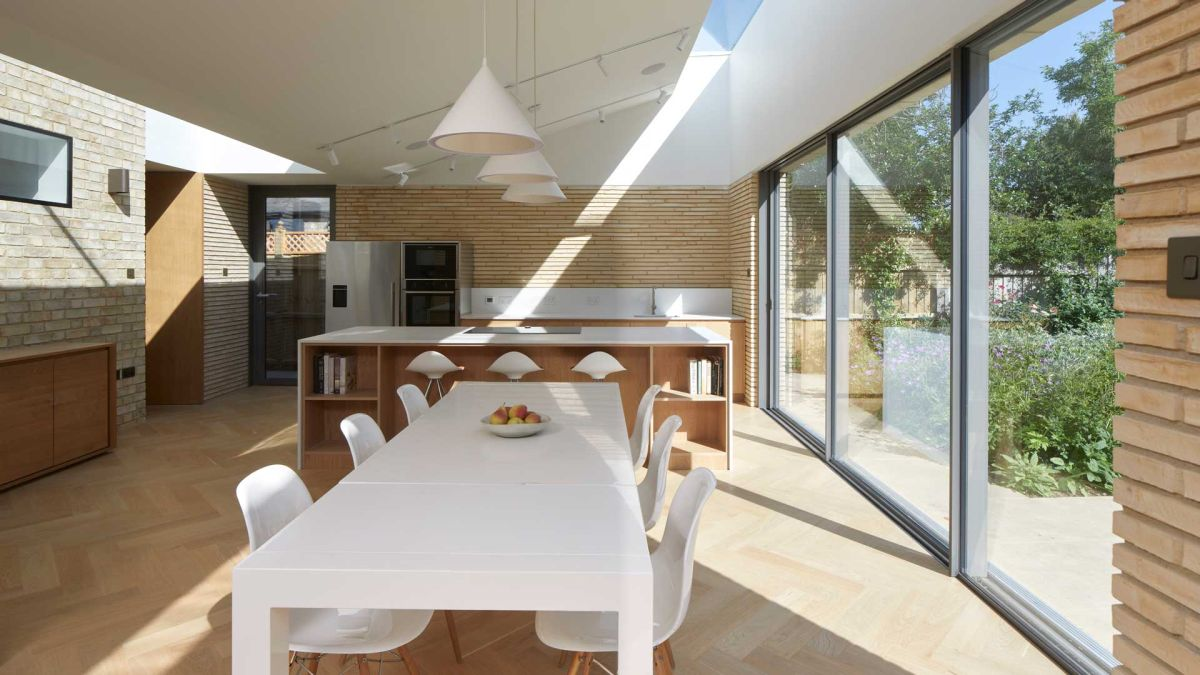 Design Project: An extended Victorian home with clever kids study space and a covetable spa retreat