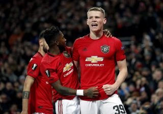 Manchester United v Club Bruges – UEFA Europa League – Round of 32 – Second Leg – Old Trafford