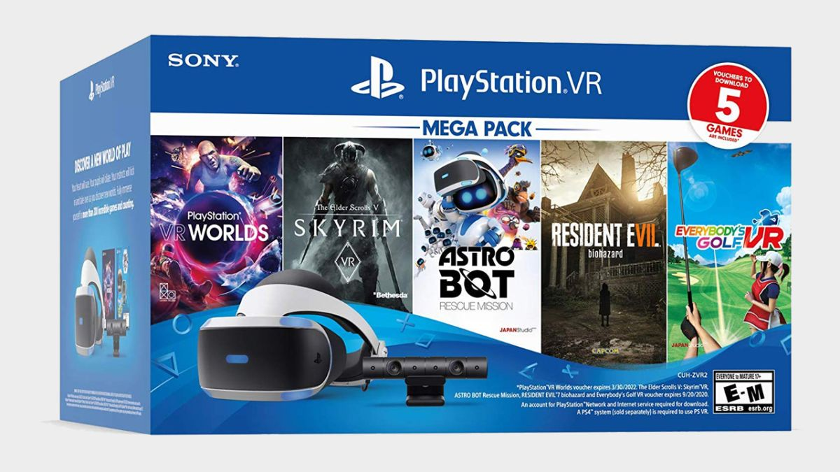 Best Ps4 Vr Games 2020.Cyber Week Playstation Vr Deals 2019 Gamesradar