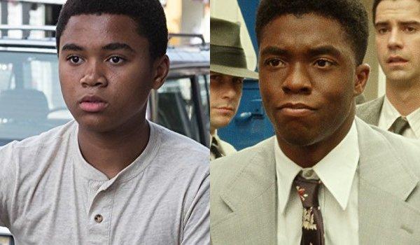 Chadwick Boseman Chosen Jacobs IT