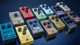 Cyber Monday guitar deal: TC Electronic pedals