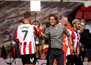 Brentford v Swansea City – Sky Bet Championship – Play-Off – Semi Final – Second Leg – Griffin Park