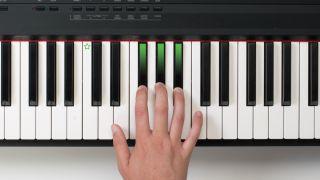 Learn the black keys on the piano | MusicRadar