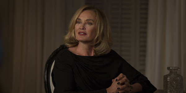 Jessica Lange as Fiona Goode In AHS: Coven
