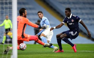 Manchester City v Olympiacos – UEFA Champions League – Group C – Etihad Stadium