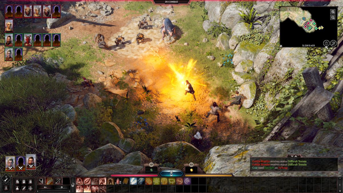 Baldur's Gate 3 gameplay reveal gives us our best look at Larian Studios' sequel