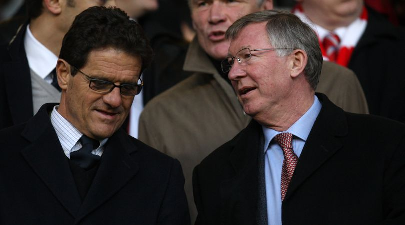 Exclusive: Fabio Capello reveals he almost became Manchester United manager in 2002