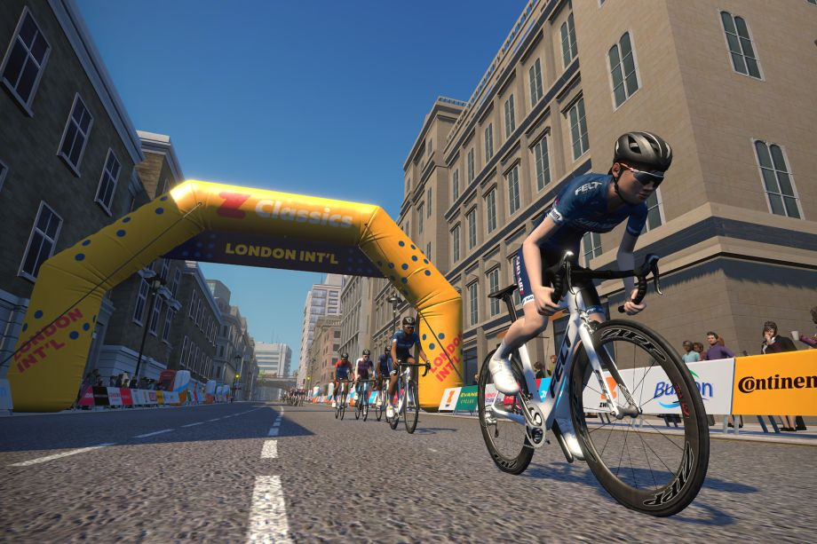 Zwift Classics' races launched for pro riders - Cycling Weekly