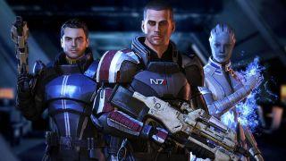 Mass Effect 3 romance