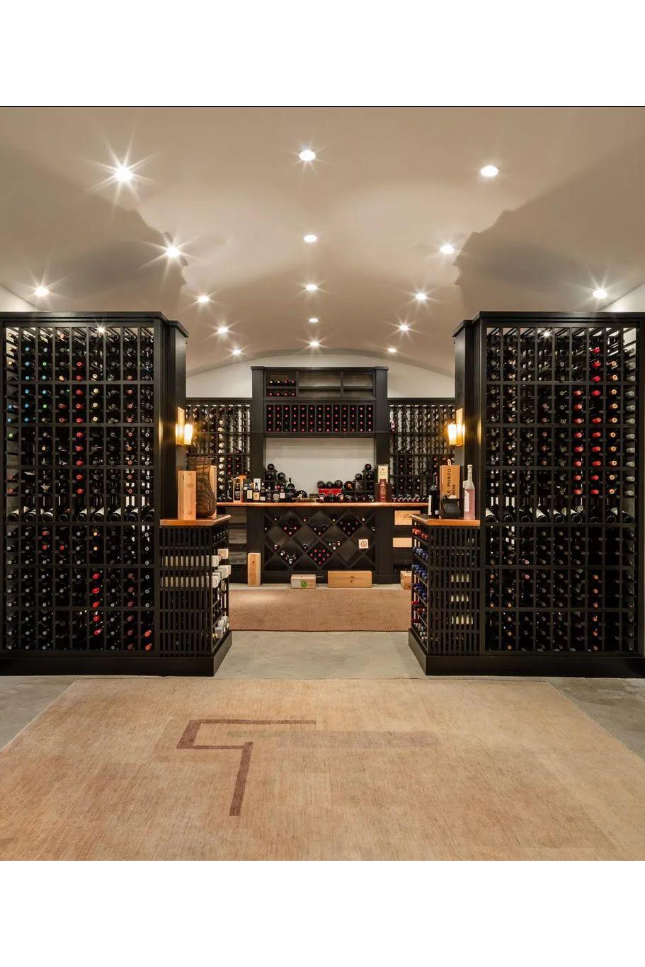 Super Chic Stylish Wine Cellar Wine Storage And Wine Room Ideas Livingetc