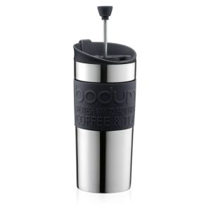 best coffee travel mug: bodum