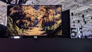 Samsung Adds 55-Inch 8K TV and Apple TV Plus App to QLED