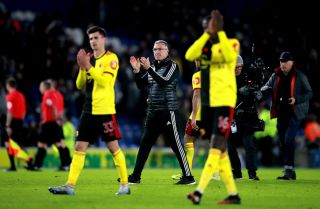 Nigel Pearson as backed his Watford players to be ready to return to action.
